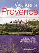 Walker's Provence in a Box: Original Walks Across the Region on Pocketable Cards (Walker's in a Box) by Adrian Woodford (2012-06-01)