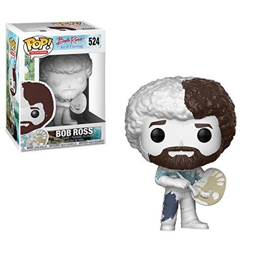 Figura Pop Bob Ross DIY Exclusive