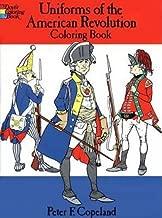 Uniforms of the American Revolution Coloring Book (Dover Fashion Coloring Book)