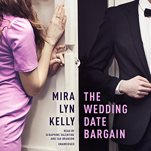 The Wedding Date Bargain audiobook cover art
