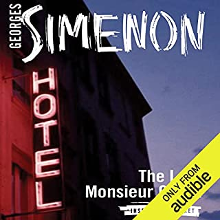 The Late Monsieur Gallet     Inspector Maigret, Book 3              By:                                                                                                                                 Georges Simenon,                                                                                        Anthea Bell (translator)                               Narrated by:                                                                                                                                 Gareth Armstrong                      Length: 4 hrs and 3 mins     91 ratings     Overall 4.4