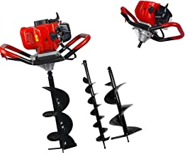 FISTERS 52CC 2 Stroke Gas Powered Post Hole Digger With Auger 6