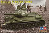 Hobby Boss 84807 Modellbausatz Russian T-34/85 (1944 flattened turret) tank