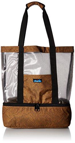 KAVU Picnic Pack, Tan Topo, One Size