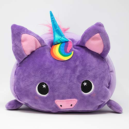 """Moosh-Moosh 12"""" – Large Softest Plush Premium Squishy Pillow Series 3 – Lots of Different Award Winning Animals and Unique Stories – Snuggle and Stack – Endless Fun Twinkle"""