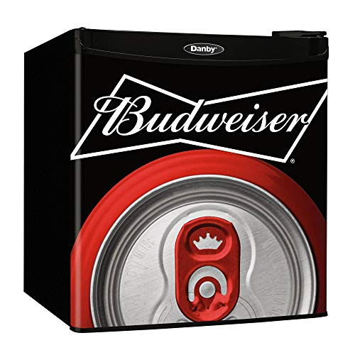 Danby Budweiser mini beer fridge