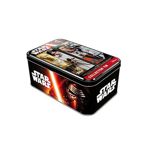 France Cartes - A1505531 - Boîte En Métal - Collector - Star Wars - Modèle aléatoire