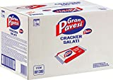 Gran Pavesi Cracker Salati Classici - Pacco da 96 Pezzi (3000 gr)