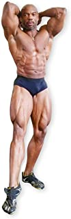 Exxact Men's Black Classic Bodybuilding Contest Physique Posing Trunks, Meets Standards and Regulation for IFBB and NPC