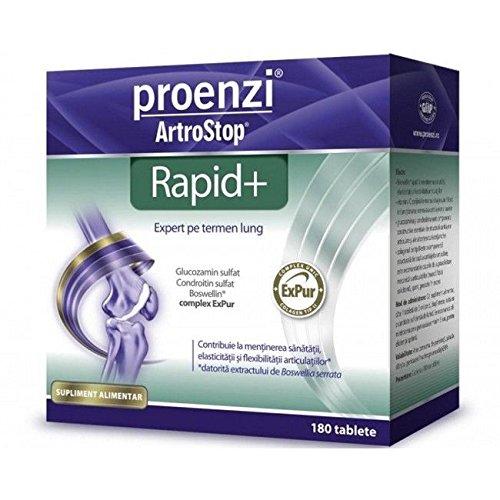 Walmark Proenzi ArtroStop Rapid + Unterstützt Gelenk die Flexibilität und hilft, die gemeinsame Gesundheit 180 Tabletten. Sehr effevtive.