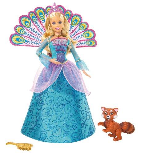 Mattel L5367 - Barbie Prinzessin der Tierinsel Rosella, Puppe