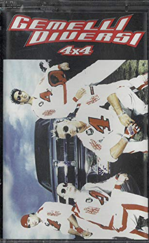 4 X 4 (versione audio cassetta)