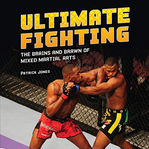 Ultimate Fighting cover art