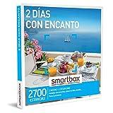 SMARTBOX - Caja Regalo - 2 días con Encanto - Idea de Regalo - 1 Noche con Desayuno para 2 Personas