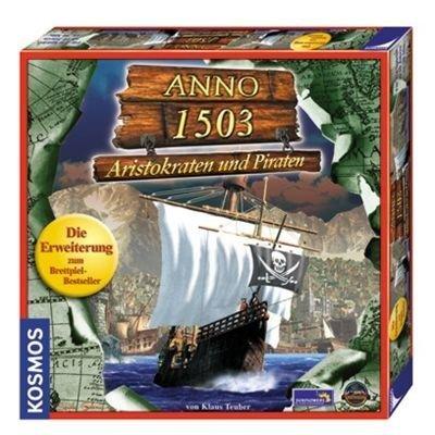 Kosmos - Anno 1503 - Aristokraten und Piraten, Erweiterung