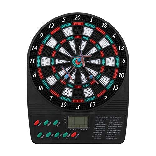 SXGKYY Elektronische Dartscheibe Dart Game Set Display Automatische Scoring Dart Platte Zähltafel Startseite