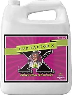 Advanced Nutrition Bud Factor X 4L - Advanced Nutrients, Bloom Bud Boost Hydroponics