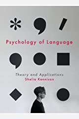 Psychology of Language: Theory and Applications Broché