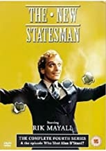 New Statesman Series 4 [Italia] [DVD]