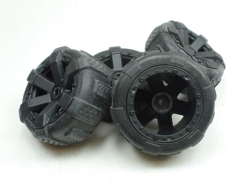 Kyosho Sandmaster EZ020 Radsatz (4) 12 mm Aufnahme 35x80 mm RPD Mist ist KSM