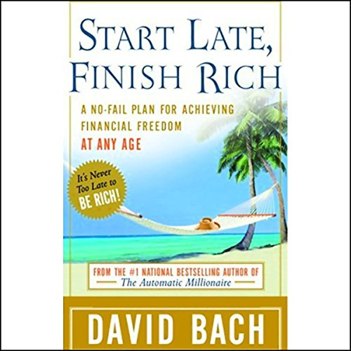 Start Late, Finish Rich audiobook cover art