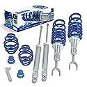 JOM Car Parts & Car Hifi GmbH 741008 Blueline Gewindefahrwerk