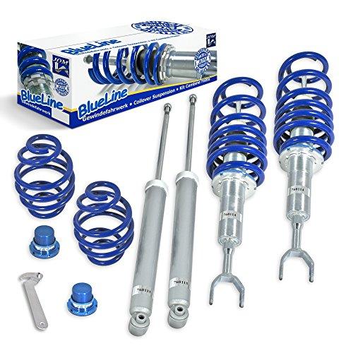 JOM Car Parts & Car Hifi GmbH 741023 Blueline Gewindefahrwerk