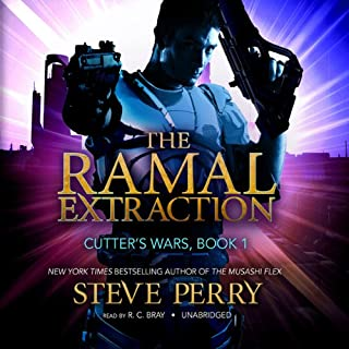 The Ramal Extraction     Cutter's Wars, Book 1              By:                                                                                                                                 Steve Perry                               Narrated by:                                                                                                                                 R. C. Bray                      Length: 7 hrs and 45 mins     7 ratings     Overall 3.9