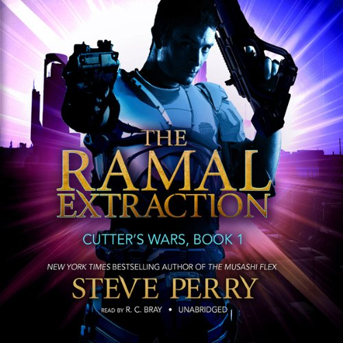 The Ramal Extraction audiobook cover art