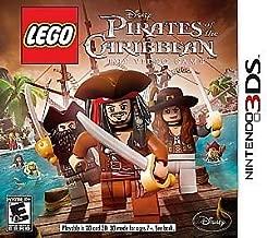 3DS LEGO PIRATES OF CARIBBEAN