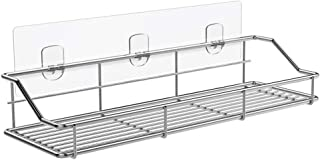 Sendida 浴室用ラック - バスルームラック ステンレス鋼SU304バスルーム掛けラック、防錆、防水、バスルームラック、バスルームキッチンラック 収納ラック
