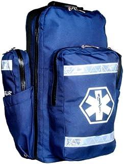Dixie Ems Ultimate Pro Trauma O2 پاسخ دهنده اول کوله پشتی اکسیژن دار دنده کوردورا جعبه دنده