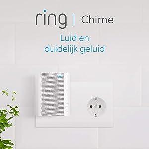 Nieuwe Ring Chime, wit