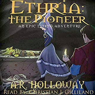 Ethria: The Pioneer cover art