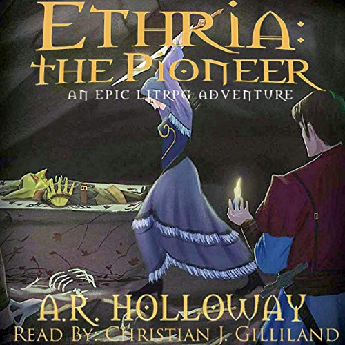 Ethria: The Pioneer  By  cover art