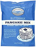 Wheat Montana Buttermilk Pancake Mix 2 pound (Pack of 2) [並行輸入品]