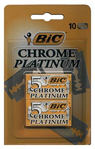 Zyletki BIC Chrome Platinum 10 sztuk