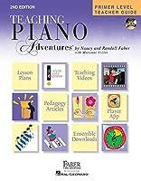 Teaching Piano Adventures Primer Level