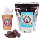 Mocha Frappuccino Boba / Bubble Tea Drink Mix Powder By Buddha Bubbles Boba 10 Ounces (283 Grams)
