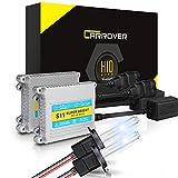 CAR ROVER H7 Xenon HID Kit Lampadine 6000K, 12V 35W