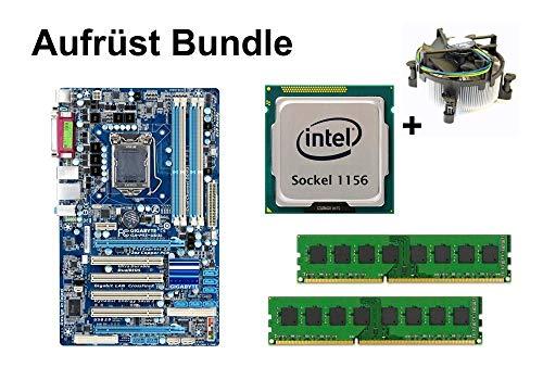 Aufrüst Bundle - Gigabyte P55-UD3L + Intel i5-661 + 8GB RAM #56813