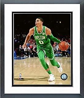 Jayson Tatum Boston Celtics NBA Action Photo (Size: 12.5