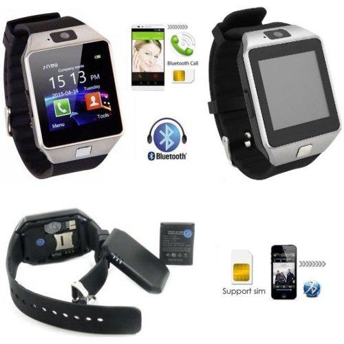 SmartWatch reloj para Apple Iphone IOS Android Samsung Huawei Acer Sony HTC Nokia Lenovo LG Asus NGM One Plus NGM Oppo Motorola Meizu Bluetooth Touch