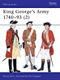 King George's Army 1740–93 (2) (Men-at-Arms)