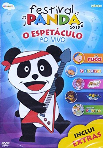 Festival Panda 2015 - O Espetaculo Ao Vivo [DVD] 2015