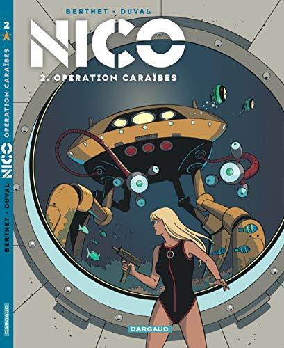 Nico - tome 2 - Opération Caraïbes