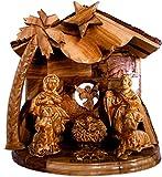 Top 10 Olive Wood Nativity Sets