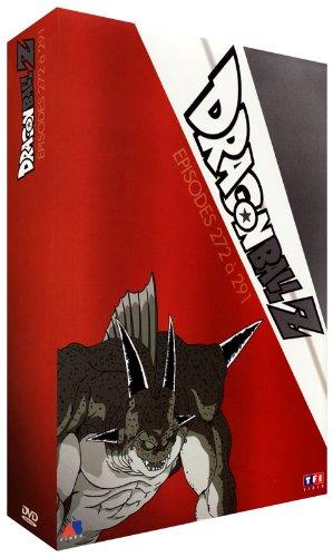 Dragon Ball Z-Coffret 5 DVD-15-Épisodes 272 à 291