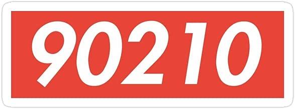 B. Strange Mall 90210 by Travis Scott Stickers (3 Pcs/Pack)