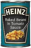 Heinz - Platos Preparados Baked Beans - Pack de 2 unidades x  415 g